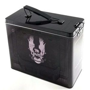 Halo Tin Loot Crate Exclusive Box